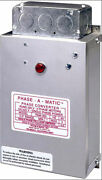 Phase A Matic Pam-300hd Static Phase Converter 1 - 3 Hp - New