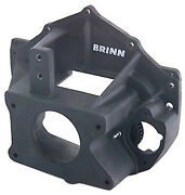 New Brinn Magnesium Bellhousing,ford,late Model,modified,with Idler Gear Assy.