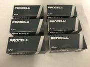 144 New Aa Procell Alkaline Batteries By Duracell Pc1500 Exp 2026 Or Later