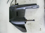 Mercury 35-40-45-50 Hp 4 Cylinder Lower Unit 20 Outboard 1989-1997 Gearcase