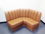 Yacht Corner Leather Sofa Couch With Storage