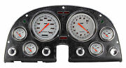 Classic Instruments Chevy Corvette 63-67 Package Velocity Series White Co67vsw