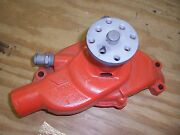 1960 Chevrolet Gm 327 V8 Engine Motor Water Pump Reproduction Hot Rod Parts