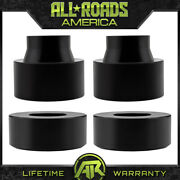 3 Front + 3 Rear Complete Lift Kit For 1999-2004 Jeep Grand Cherokee Wj