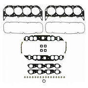 Nib Mercruiser 7.4l V8 Gm Gasket Head Set Gen V W/oval Int. Ports 1992-96 17242