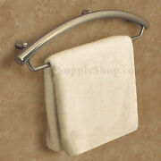 Invisia Luxurious Towel Bar 24 With Integrated Support Rail W Ada App Grab Bar