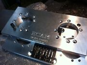 Harley Davidson Sands Twin Cylinder Torque Plates Bore And Hone Rottler And Sunnen