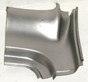 Chevrolet Chevy Partial Quarter To Trunk Panel Right 55 1955