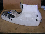 Johnson Evinrude 185-200-225 Hp Lower Engine Cover 432783 334724 White