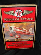 Wings Of Texaco - 1930 Travel Air Model R Mystery Ship - 5th In The Series