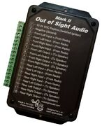 Out Of Sight Audio - Mark 2 - Secret Audio Device - Amplified Bluetooth Receiver