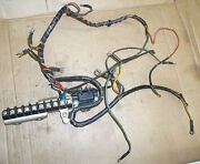 Force Chrysler 85hp 90hp 75hp Wire Harness 1975 76 77 78 79 80 81 82 83