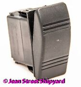 2 Pos 2 Terminal Spst Carling Contura Rocker Panel Switch Momentary On/off 12881