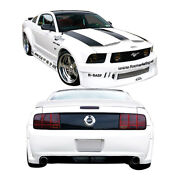 Duraflex Circuit Wide Body Kit 8 Piece For Mustang Ford 05-09 Ed_110213