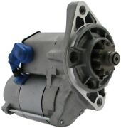 New Starter Lister-petter Engines Tractors 1990-on Replaces 128000-8101 18158