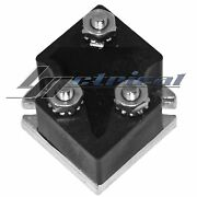 New Hd Rectifier Fits Mercury Outboard 7.5 Hp 7.5hp Engine 1974-1979 1981-1985