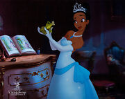 Disney's The Princess And The Frog Limited Edition Original Sericel - Rare