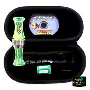 New Zink Calls Ph-1 Power Hen Open Water Duck Call Interference Green Acrylic