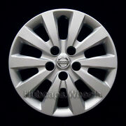 Hubcap For Nissan Sentra 2013-2017 Genuine Factory Oe Sentra Hubcap Silver 53089