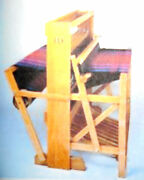 New Harrisville 22 8 Harness Floor Loom Free Shipping And 200 Heddles And Tool Tray