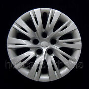 New Hubcap For Toyota Camry 2012-2014 - Premium Replica 16-in Wheel Cover Silver