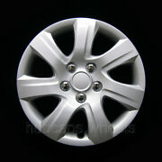 New Hubcap For Toyota Camry 2010-2011 - Premium Replica 16-inch Silver 61155