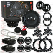 New Jbl Gto609c 6.5-inch 2-way Car Audio Component Speakers System 6-1/2 Inches