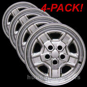 Jeep Compass And Patriot 2007-2017 - Chrome Wheel Skins - New Set Of 4