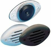 Afi Drop-in Hidden Boat Xloud Horn With Black/white Grill 10080 Marine 4a 12v