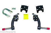 Jakeand039s 6 Spindle Golf Cart Lift Kit For Ezgo Txt/medalist Gas 1994.5-2001.5