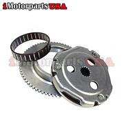 Complete One Way Starter Clutch Assembly For Dinli 90cc 100cc 110cc Atv New