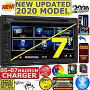 05-07 Dodge Magnum Charger Bluetooth Cd/dvd Usb Aux Car Radio Stereo