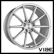 20 Vertini Rf1.1 Silver Forged Concave Wheels Rims Fits Acura Tl