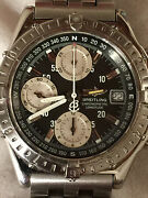 Breitling Chronomat Longitude A20348 Watch Makes A Great Birthday Gift