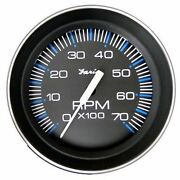Faria Coral Gauge Tachometer All Outboard 7000 Rpm 33005 Md