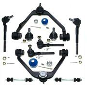 10 Pcs Ball Joint Control Arm Suspension Kit For 1997-2003 Ford F-150 Rwd