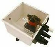 Johnson Pump-12volt Multiple Port Shower Sump With Ultima Switch 57151 Marine Md