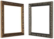 Vintage Ornate Shabby Chic Gold Silver Pewter Picture And Photo Frames. New