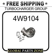 4w9104 - Turbocharger Group 0r5755 For Caterpillar Cat