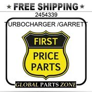 2454339 - Turbocharger /garrett For Caterpillar Cat