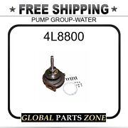 4l8800 - Pump Group-water 0r0804 For Caterpillar Cat