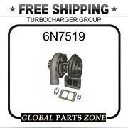 6n7519 - Turbocharger Group 0r5806 1p0286 4n9541 For Caterpillar Cat