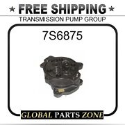 7s6875 - Transmission Pump Group 2172601 For Caterpillar Cat