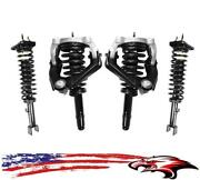 Sebring And Stratus 01-06 Front And Rear Complete Spring Struts 4 Doors Models Only