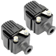 Ignition Coils For Mercury Outboard 20hp 20 Hp Engine 1986-2006 2-pack