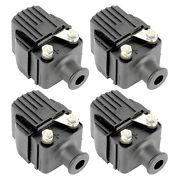 Ignition Coils For Mariner Outboard 40hp 40 Hp Engine 1989-1997 4-pack