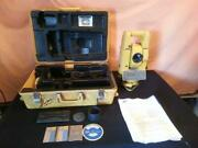 Topcon Gts-6a Electronic Total Station Gts-6 Series