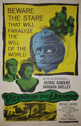 Village Of The Damned Original Cult Classic Movie Poster