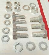 Harley Cp-1038 Cp1035 Knucklehead Panhead Foot Clutch Jiffy Stand Mount Kit Cad