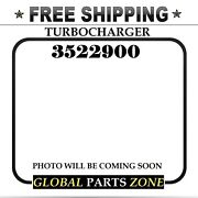H1c 3535381 3522900 - Diesel Turbo Charger For Cummins 4ta-39 Free Shipping